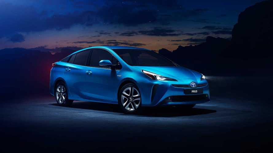 Toyota Prius Hybrid 2019: precios para España
