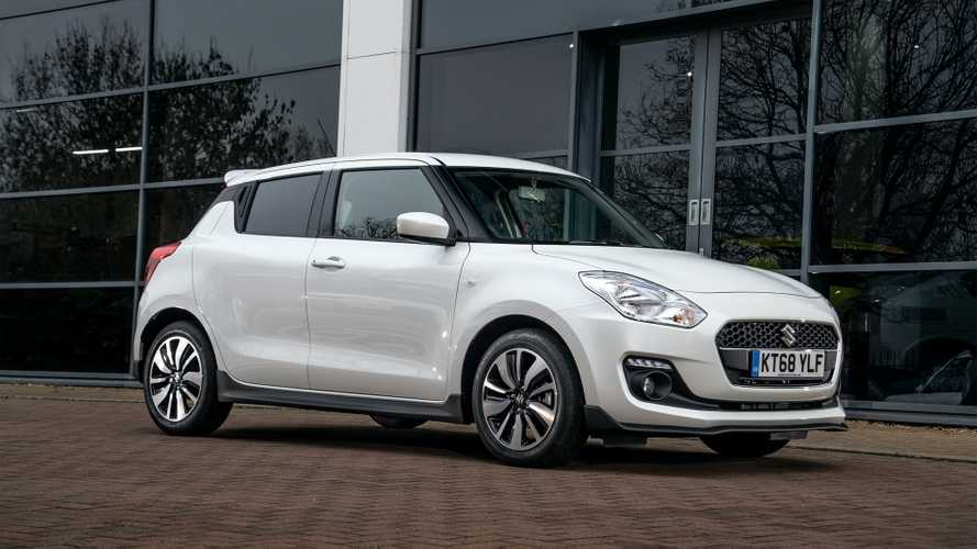 Suzuki Swift Attitude 2019