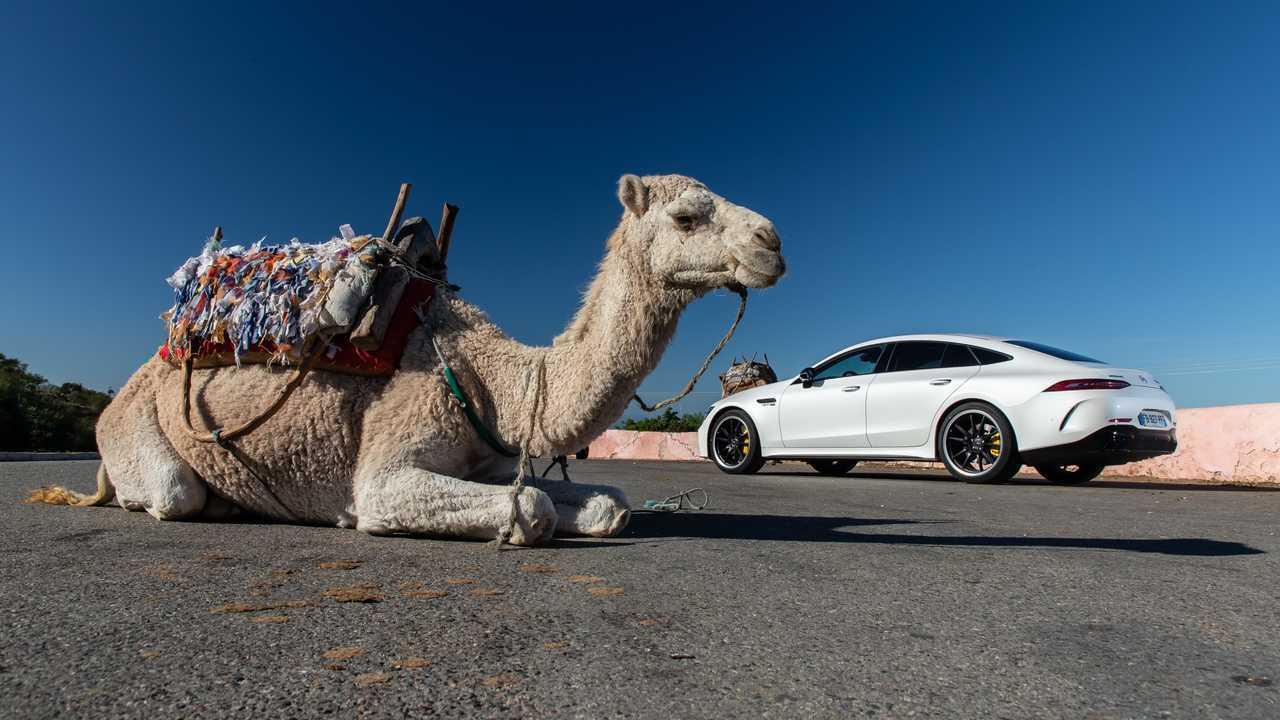 Essai Mercedes-AMG GT 63 S Coupé 4 portes