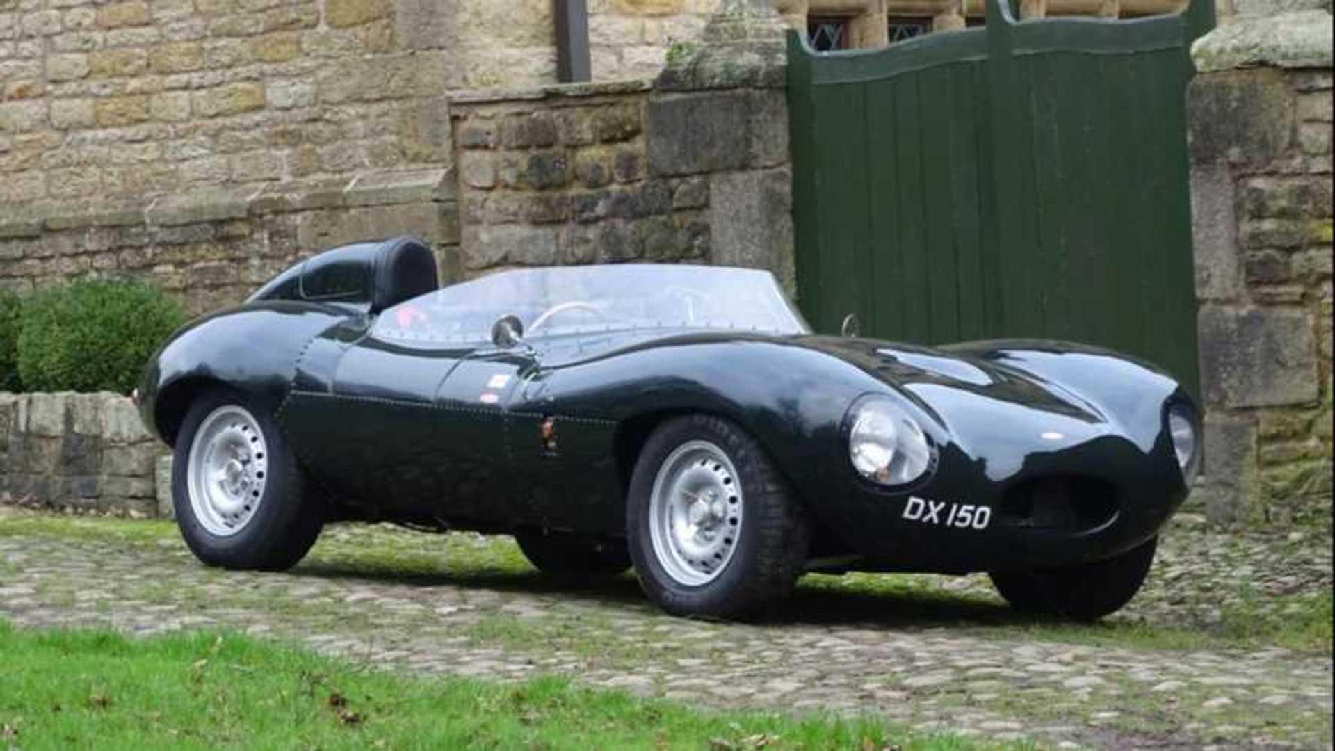 "[""1977 Jaguar D-type Evocation""]"