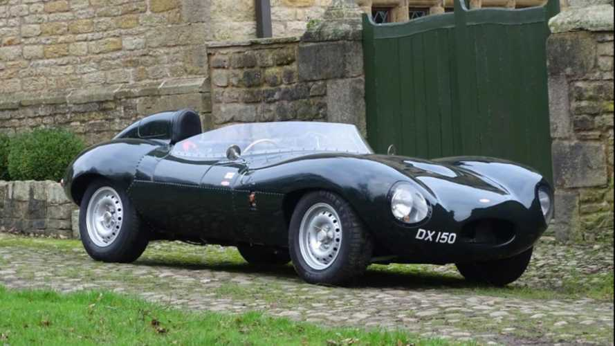 This Is The Closest You Can Get To A Jaguar D-type For £50K