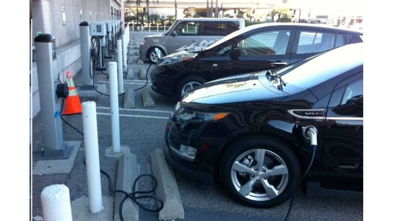 General Public Stills Seems Clueless When it Comes to Electric Vehicle Charging