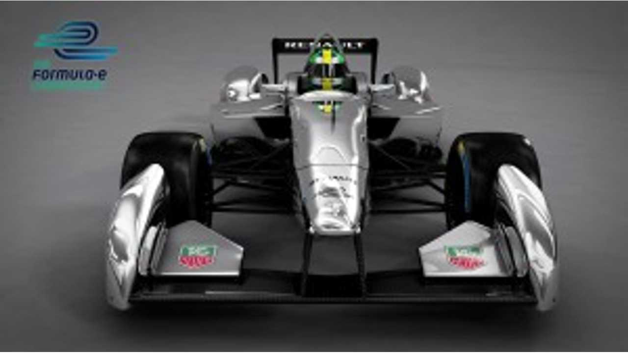 Formula E Now Has a Vehicle and Williams Advanced Engineering as its Sole Battery Supplier