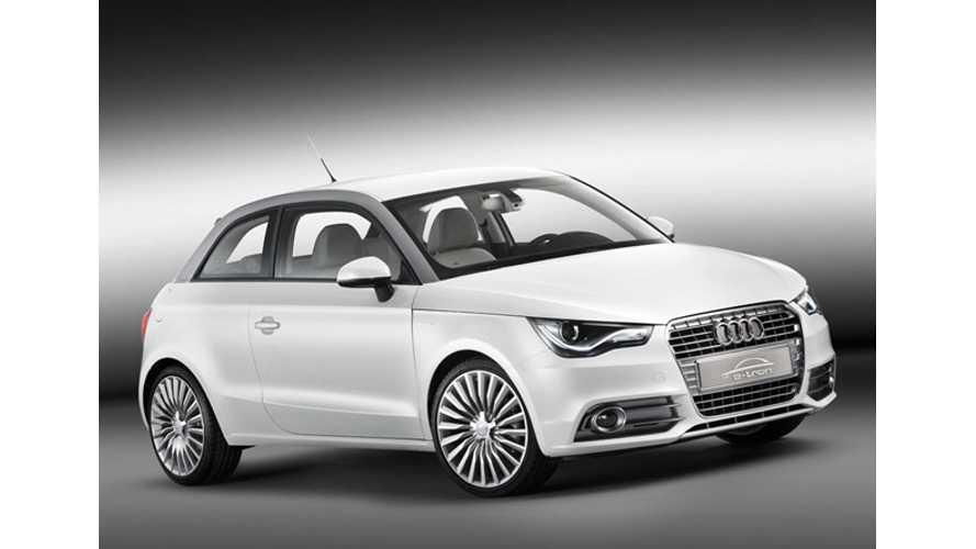 Audi A1 e-tron