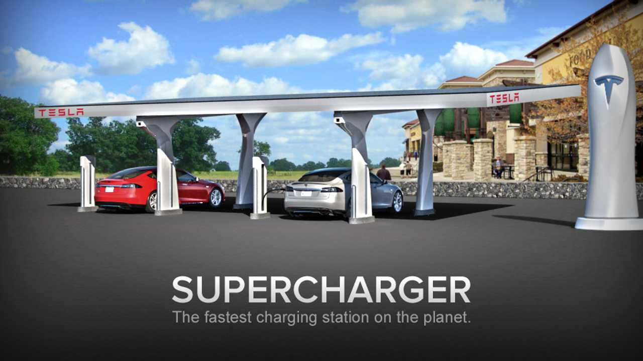 Tesla to Install Superchargers at CBL Malls and We Know Where They'll Be