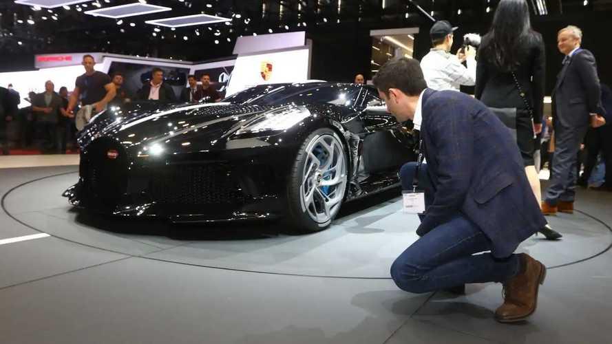 Bugatti La Voiture Noir designer interview
