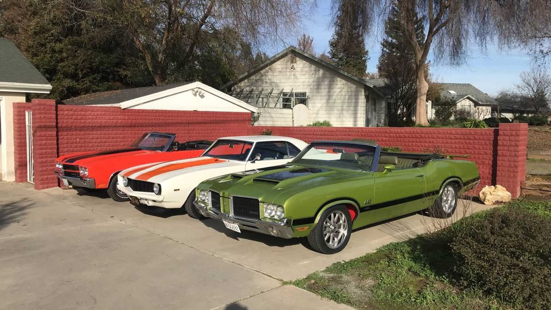 "[""Own a GM Dream Car Collection for a Steal""]"