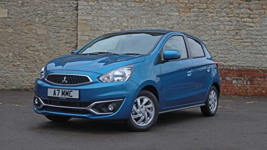 Mitsubishi's updated Mirage gets updated engine and lower price