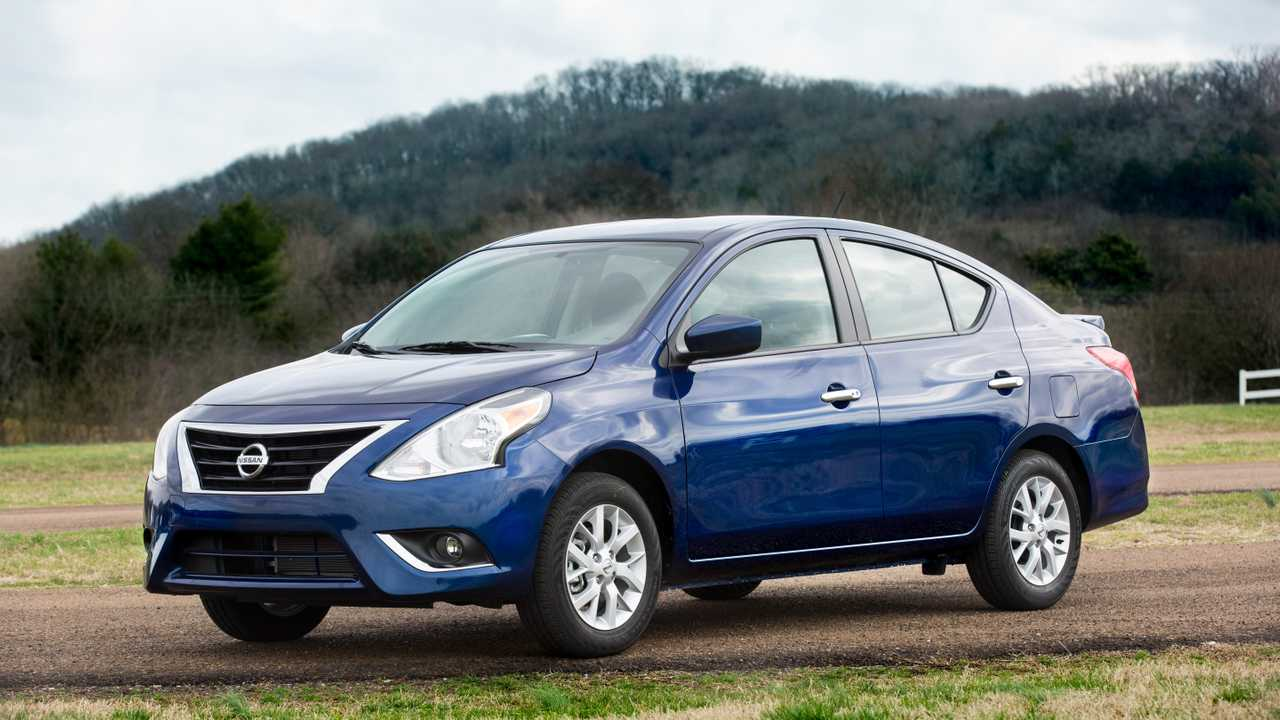 10. Nissan Versa: 8.7 Percent