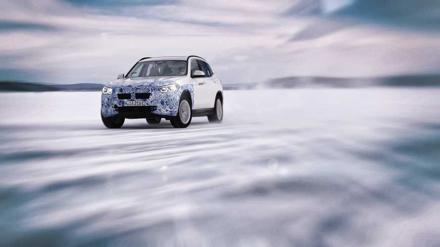 BMW iX3 Coming To The U.S. With 75 kWh Battery And RWD?