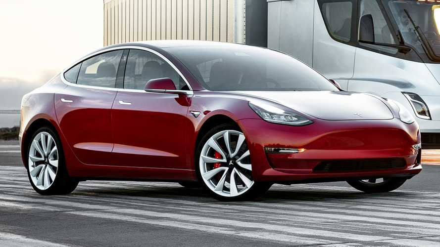 Tesla Model 3 Standard Range Plus, prezzi e autonomia dell'entry level