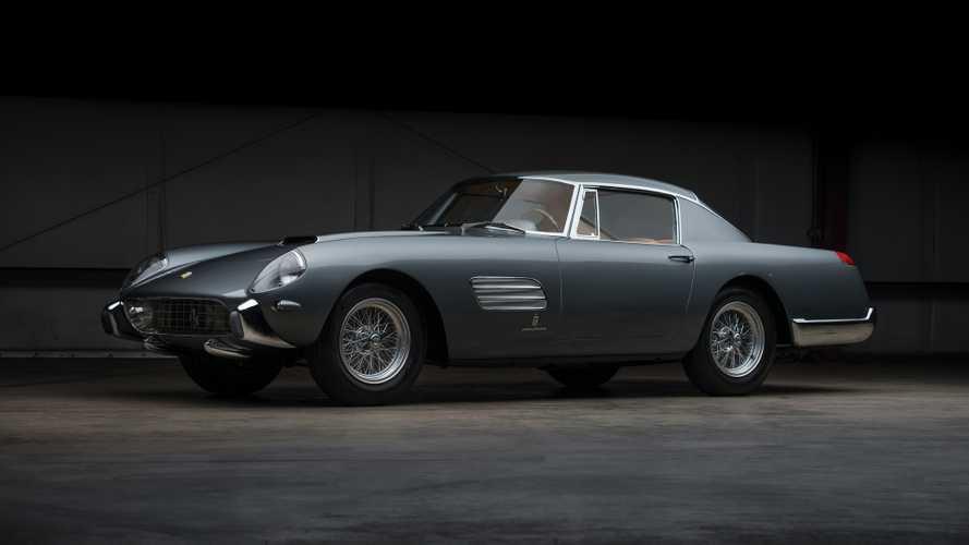 Deux Ferrari exceptionnelles au cœur d'une vente aux enchères