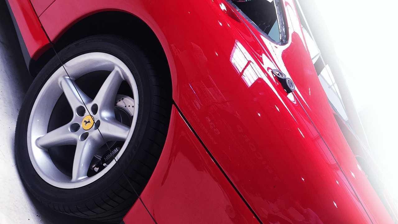 Ferrari 250 GT Breadvan Hommage