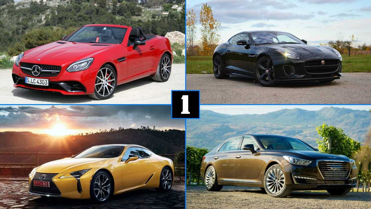 Worst Selling Vehicles In 2018