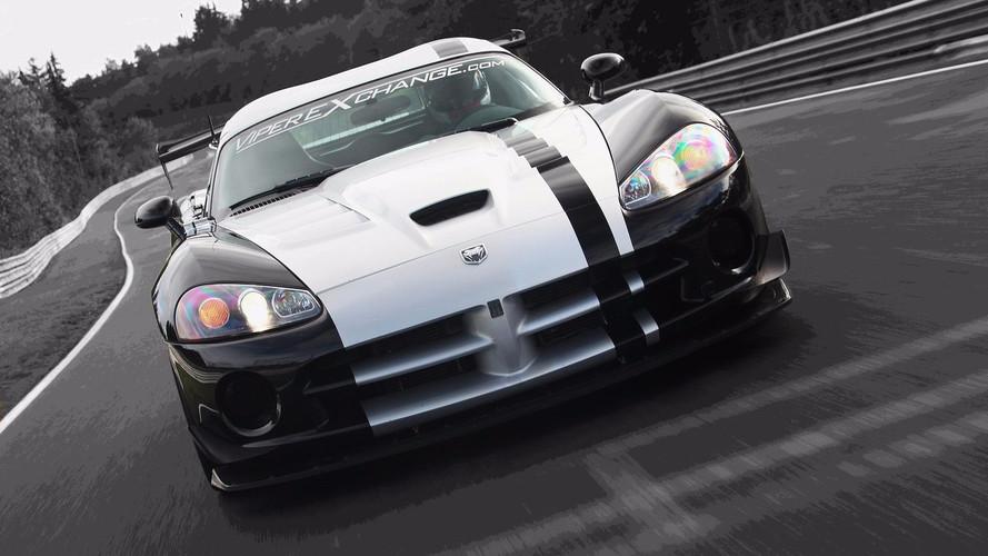Dodge Viper: supergalería de fotos (308 imágenes)