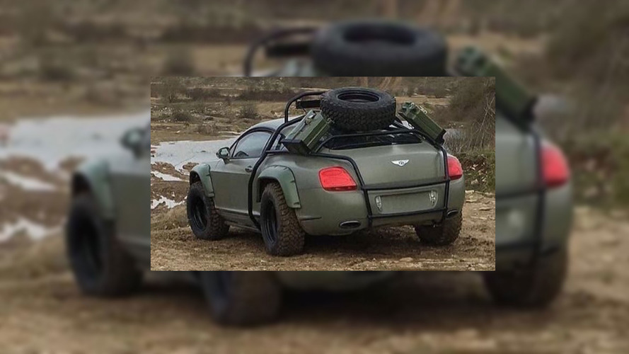 """Mad Max"" Bentley Continental GT gerçek mi?"