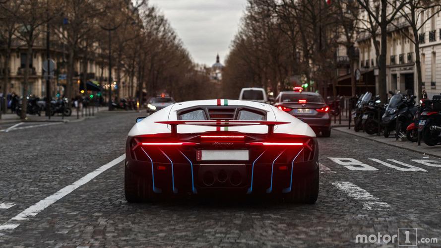 KVC - Supercars de mars 2017 à Paris