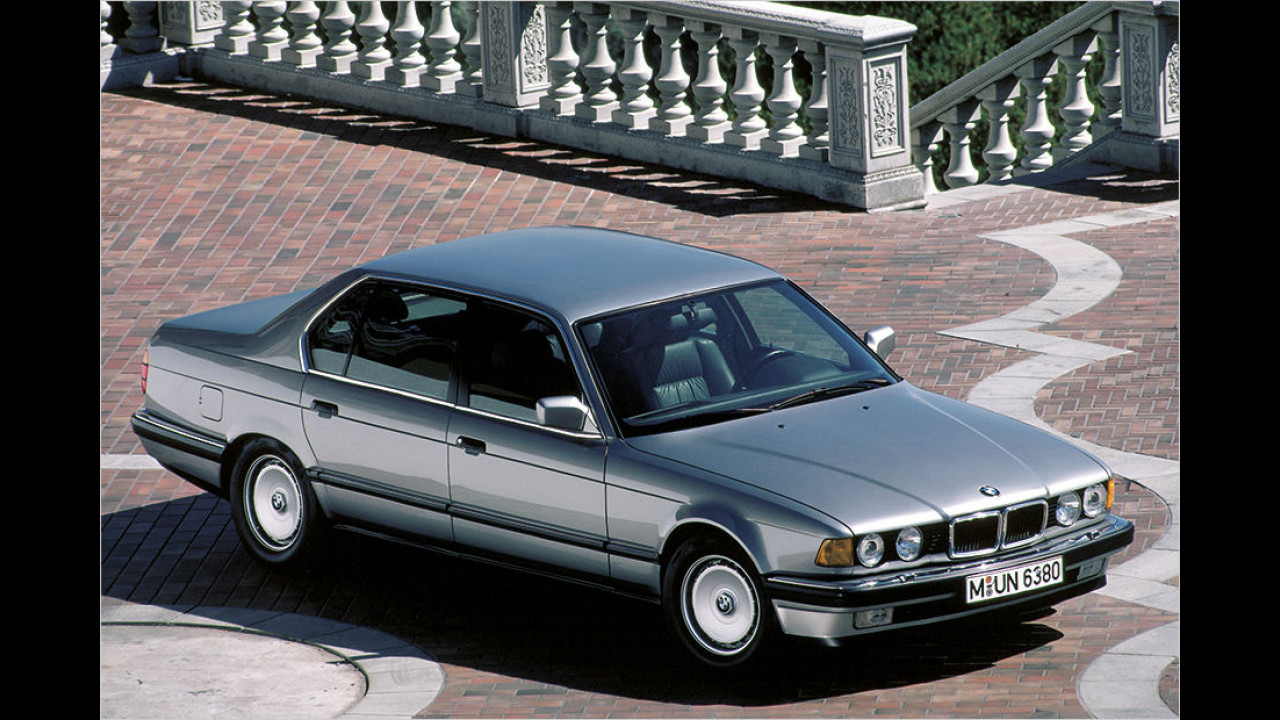 BMW 750i (1987)