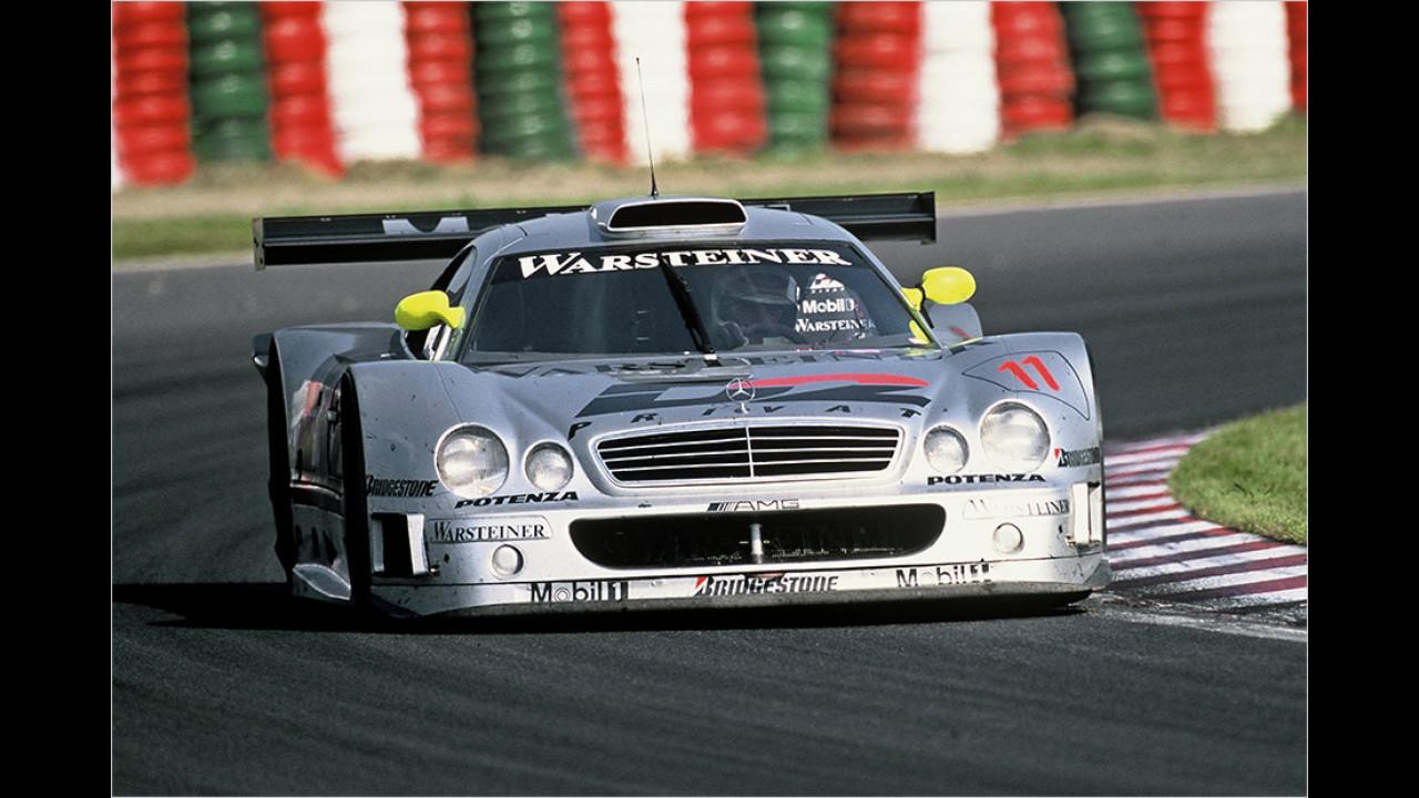 1997: Mercedes CLK-GTR