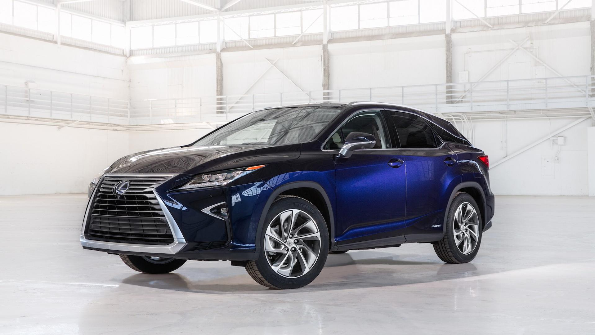 2018 Lexus Rx 450h Coming With Massive 7 340 Price Cut