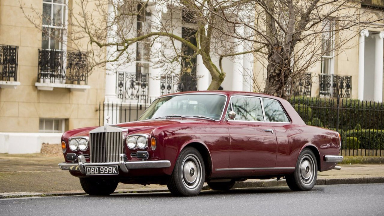 James May Rolls-Royce