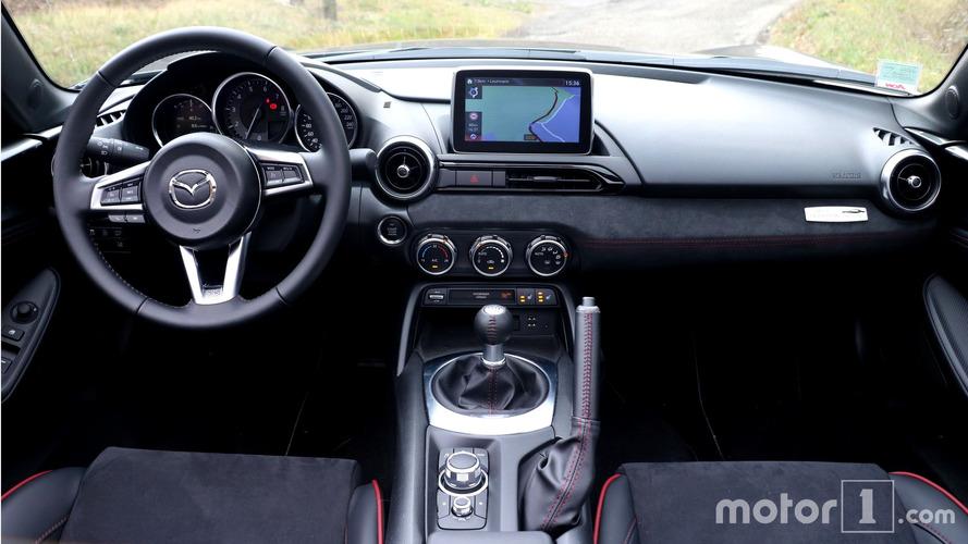 Essai Mazda MX-5 RF