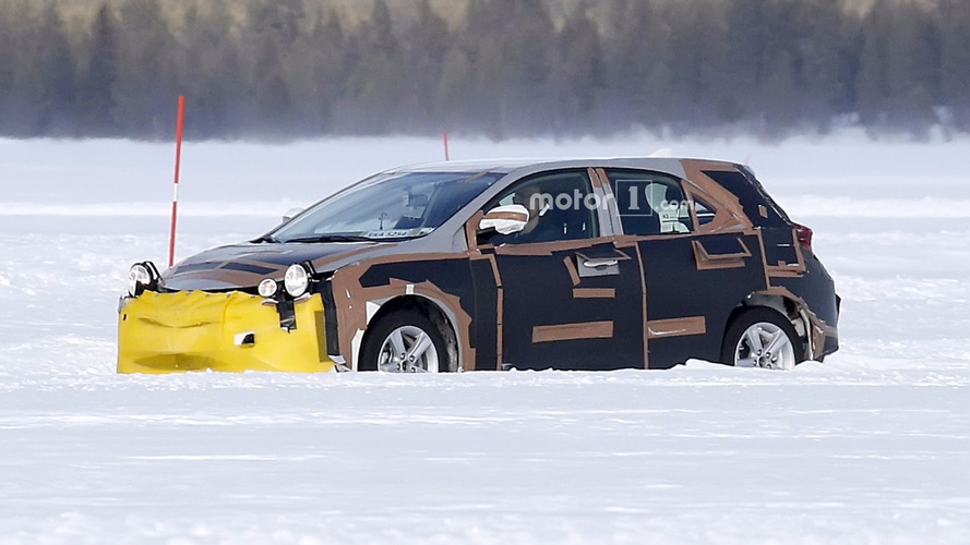 New 2019 Toyota Auris Spied Under Heavy Camo