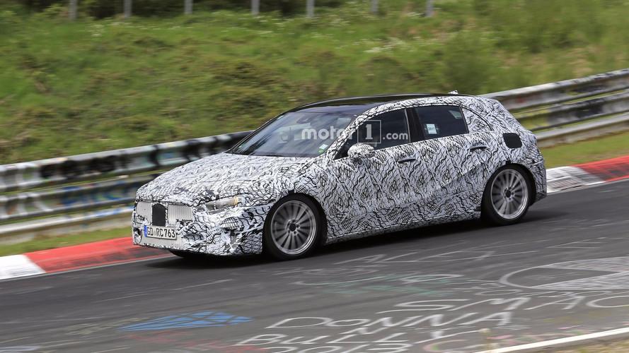 Mercedes Classe A 2019 - flagra