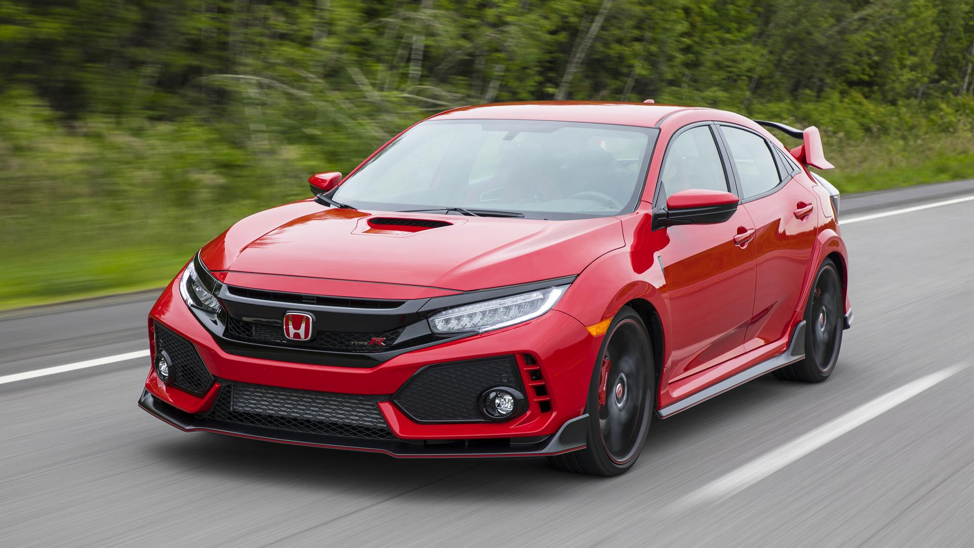 2018 Honda Civic Type R Up By 605 But Still Undercuts Rivals