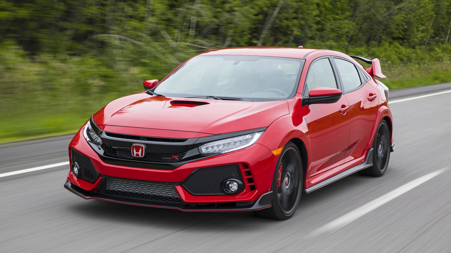 2017 Honda Civic Type R Mega Gallery (277 Photos)