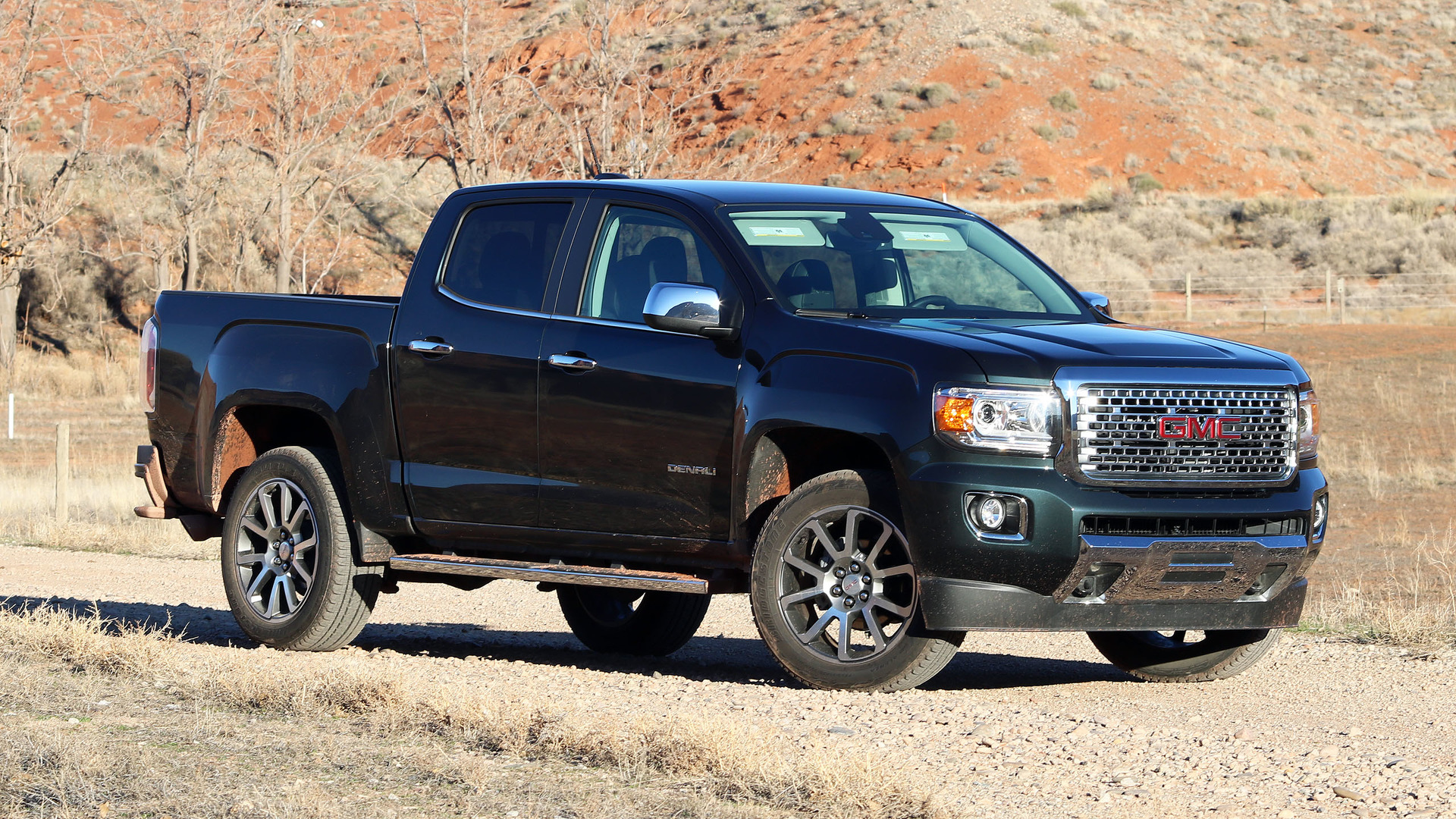 Gmc Canyon Denali >> 2017 Gmc Canyon Denali Review What Am I Paying For Again