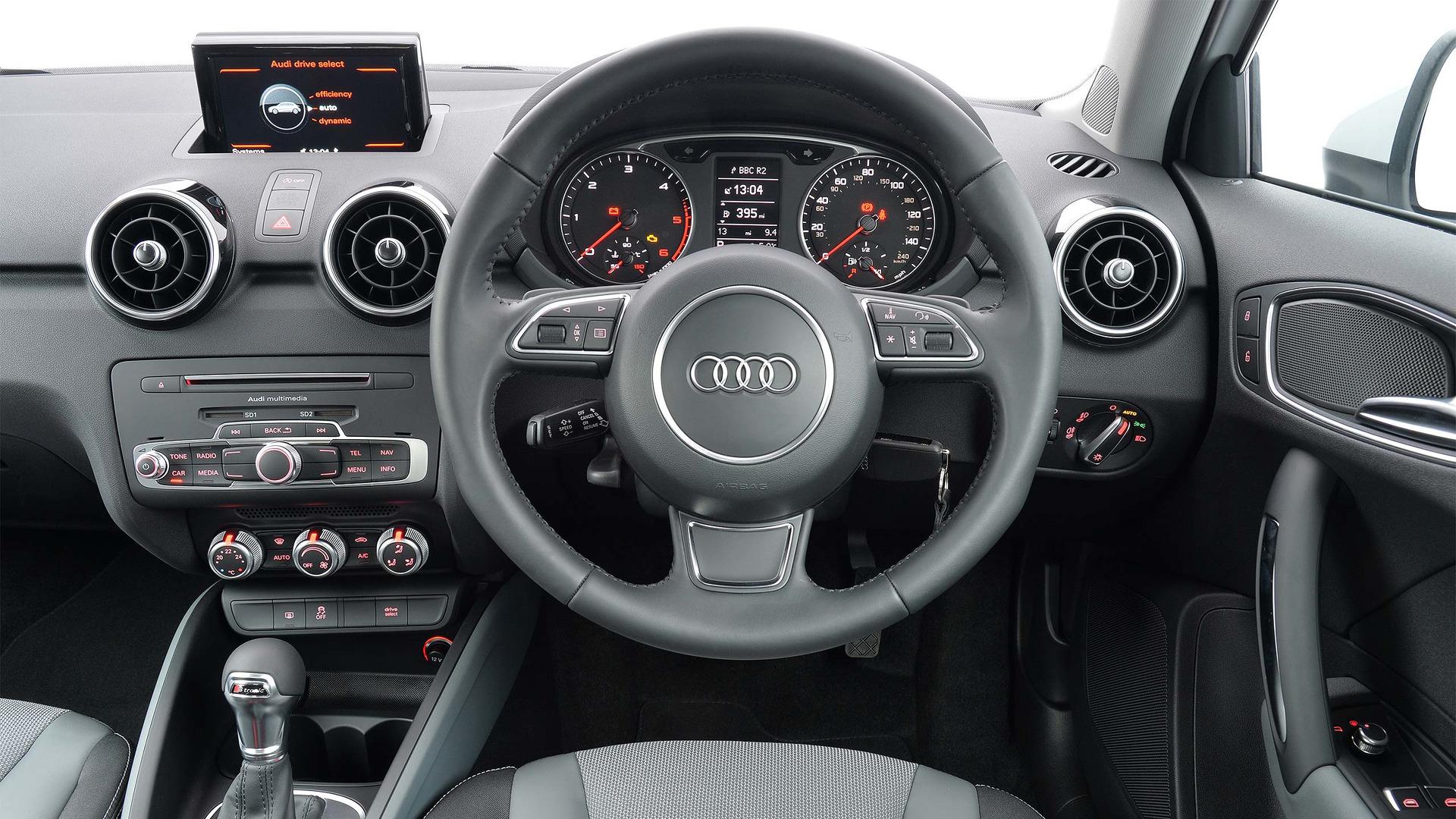 Audi A1 Sportback 2017 Interior