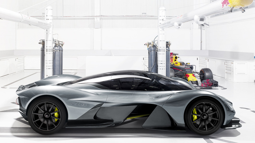 Aston Martin looks to a secure robot car future