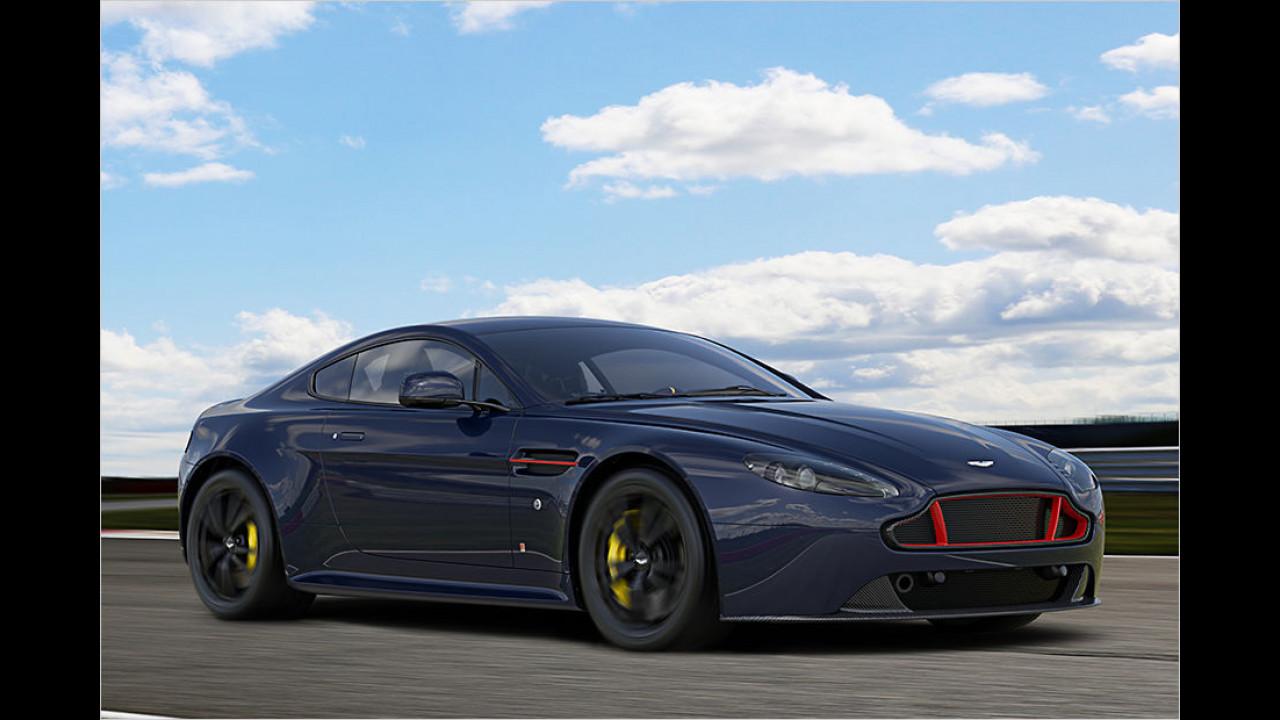 Aston Martin Red Bull Vantage