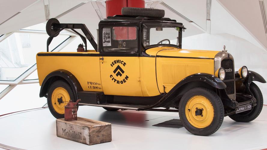 Les utilitaires Citroën à l'honneur au C_42