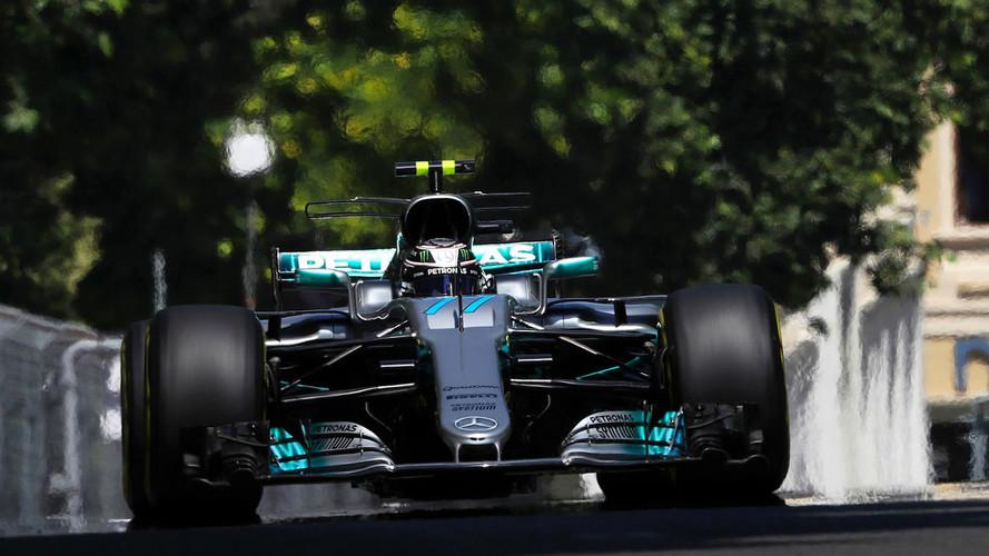 Clasificación GP Azerbaiyán 2017 F1