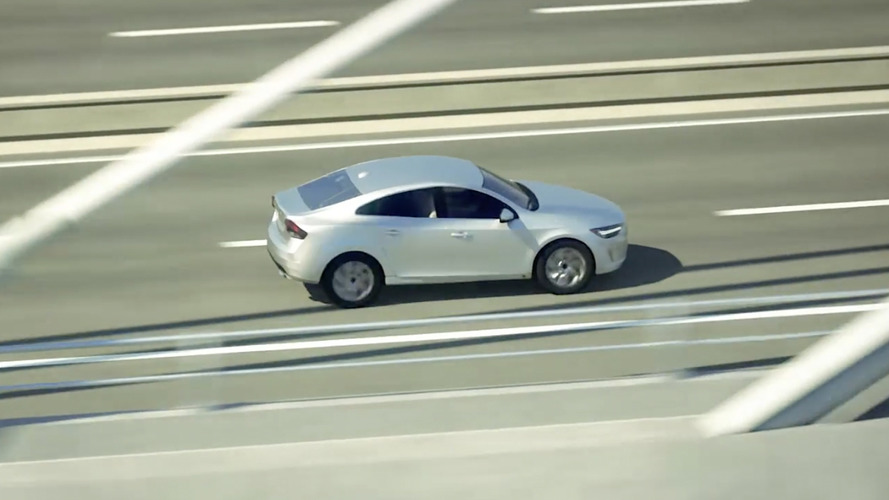 New Volvo S40 revealed in XC60 safety video?