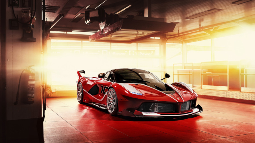 Hotter Ferrari FXX K under consideration