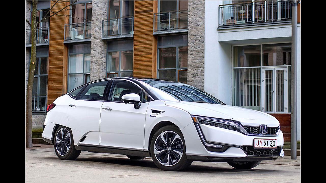 2018: Honda Clarity