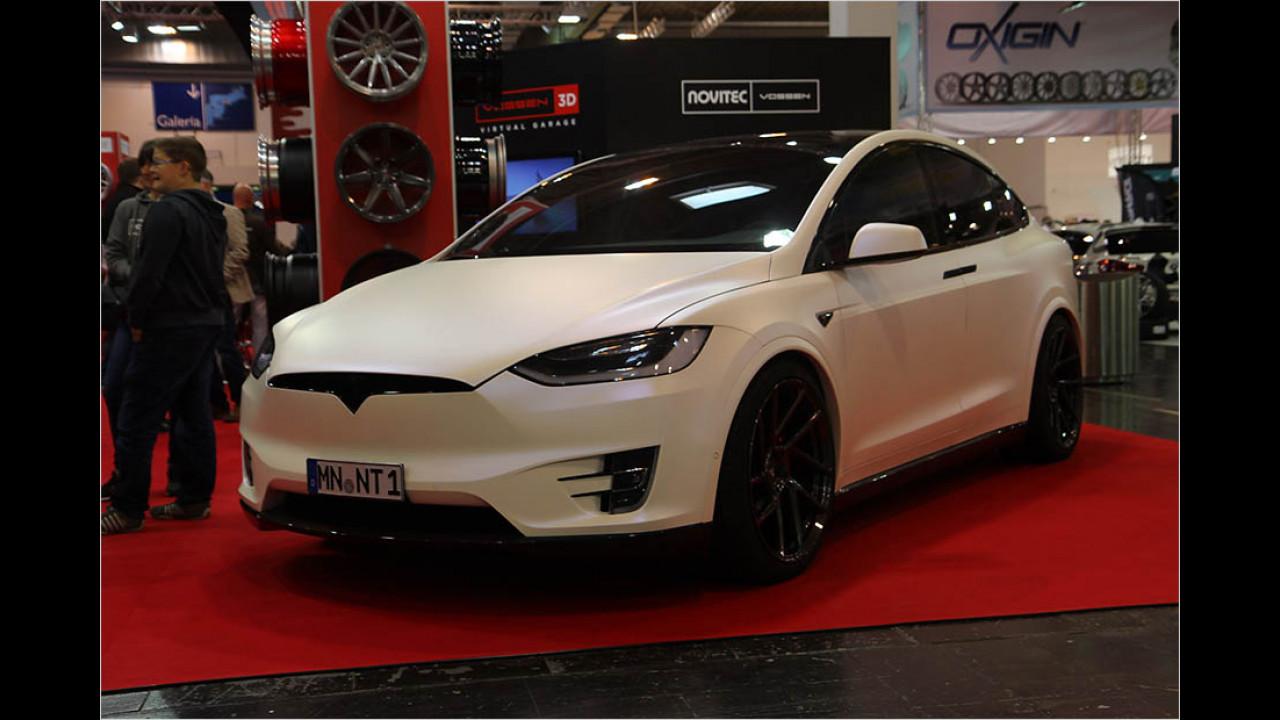 Getuntes Tesla Model X