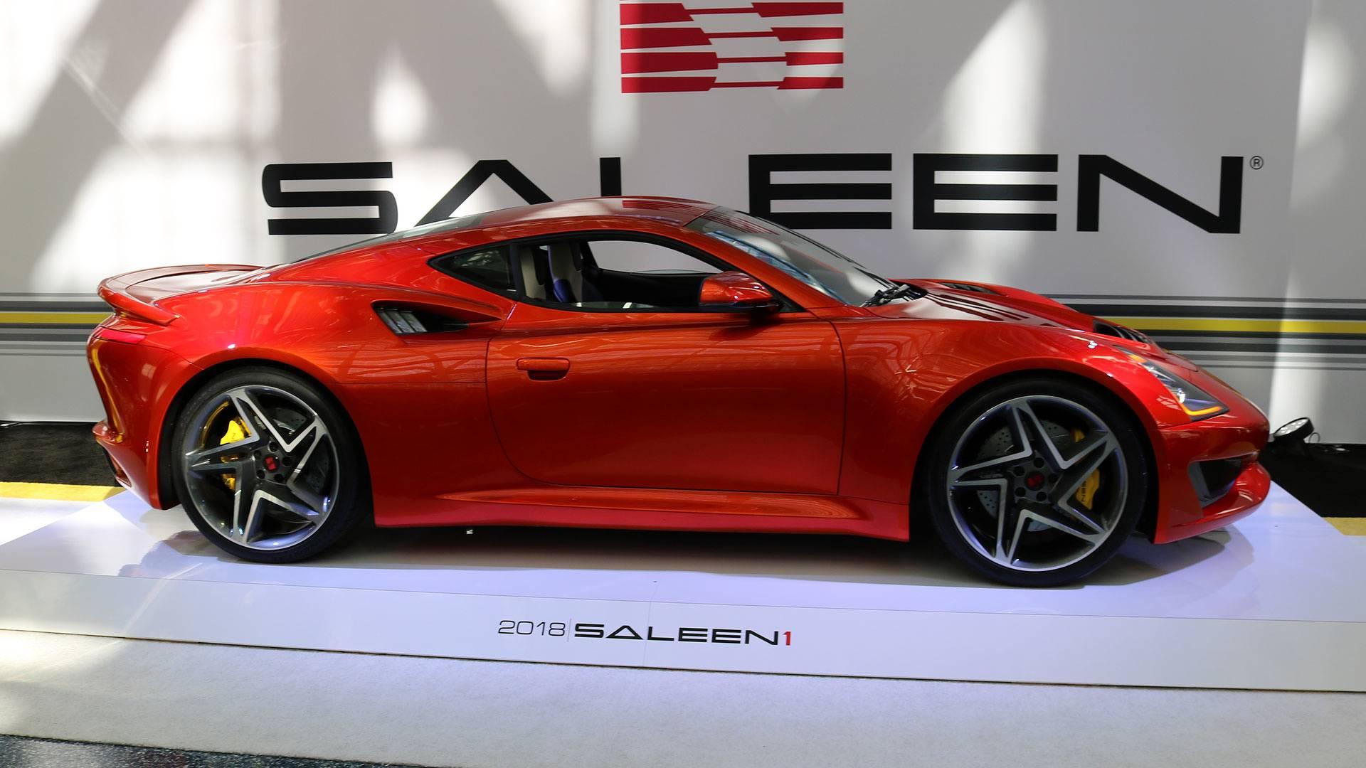 2018 Saleen S1 Is A 180-MPH, $100K Carbon-Fiber Supercar