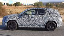 2019 Mercedes-Benz GLE-Class Spy Photo