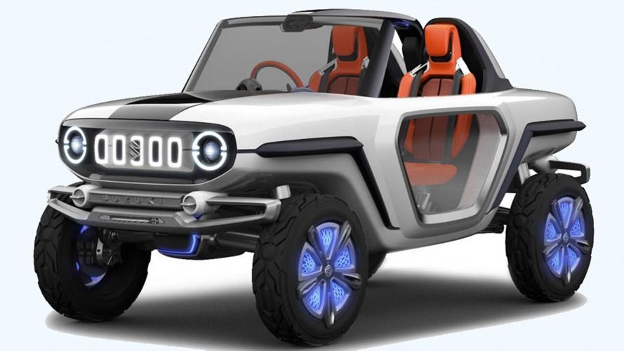 Suzuki, al Tokyo Motor Show in nome della fantasia