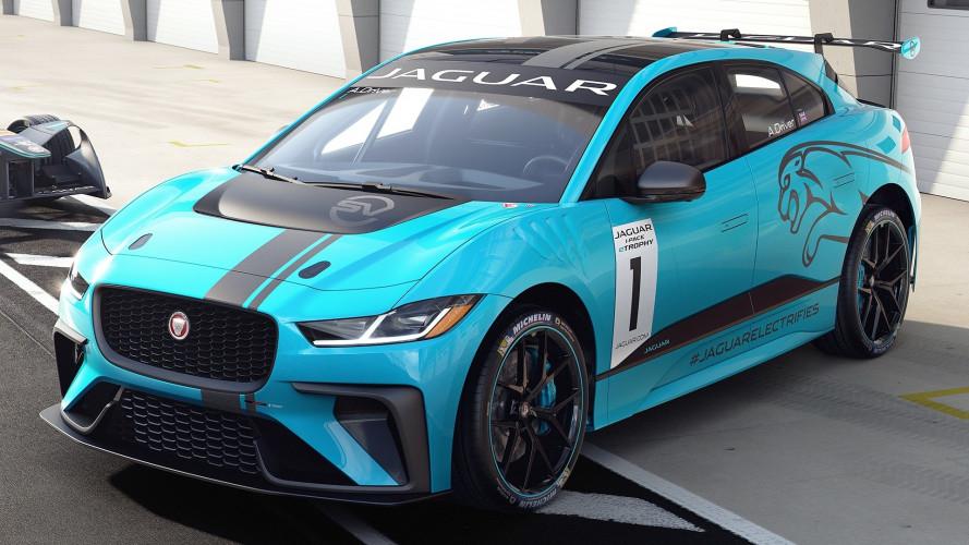 Jaguar I-Pace, dal 2018 un campionato monomarca