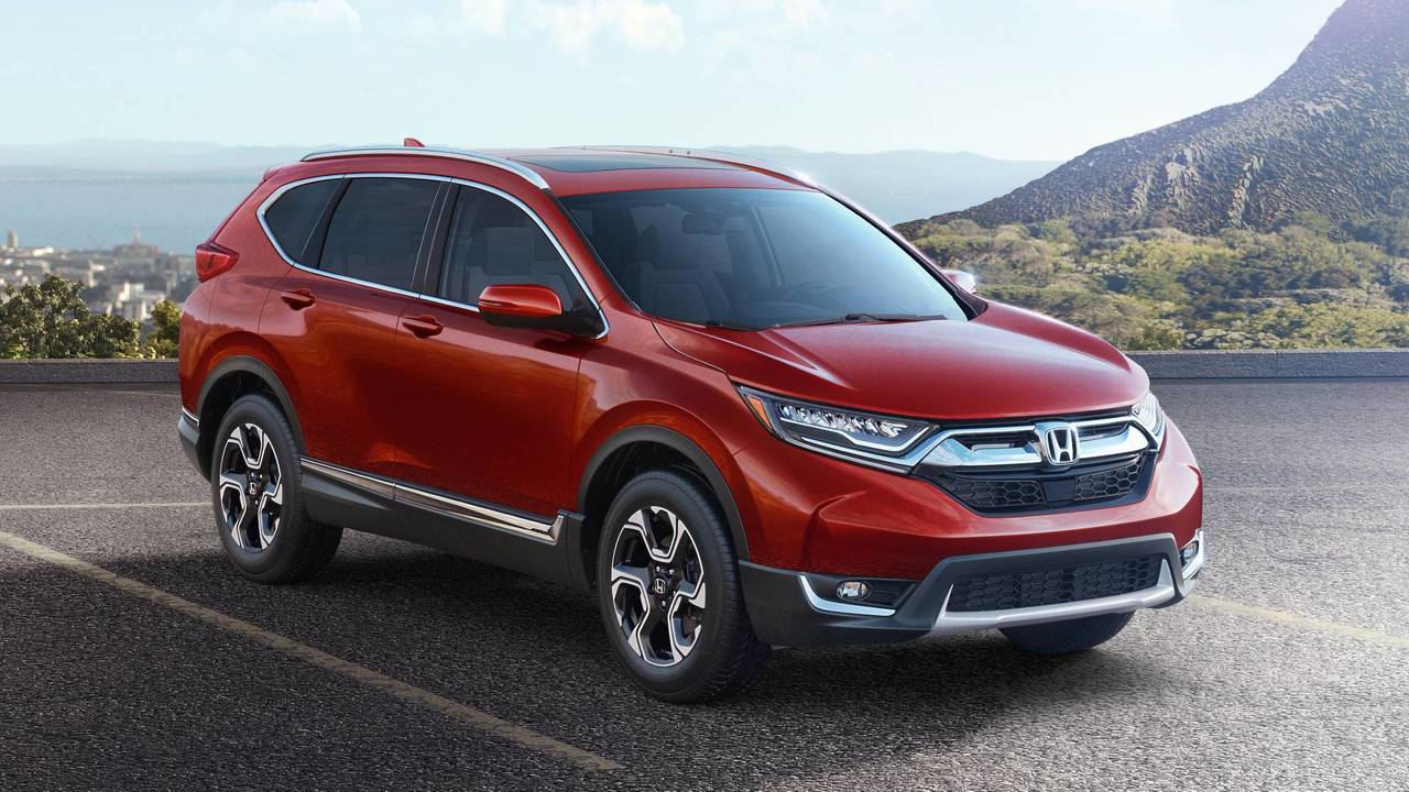 5. Compact/Midsize SUVs: Honda CR-V