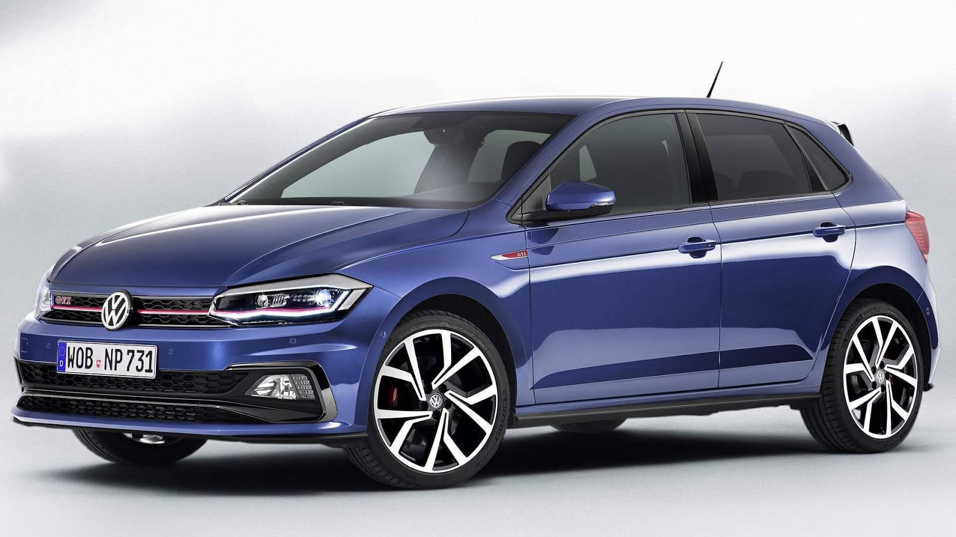 Novo VW Polo GTI estreia na Europa pelo equivalente a R  91 mil f512a8bb99774