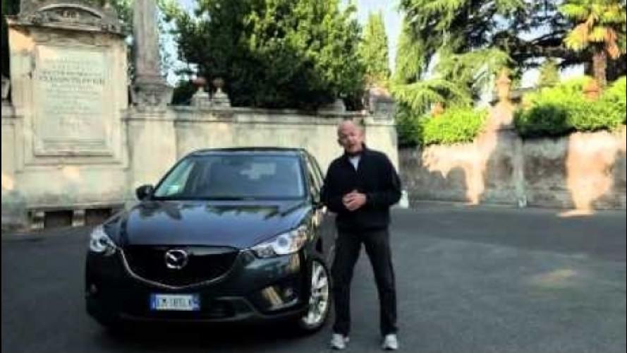 Mazda CX-5, come va il 2.2L Skyactiv-D AWD 175 CV [VIDEO]