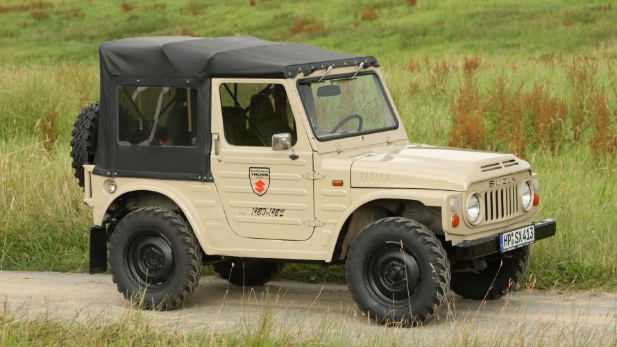 Suzuki Jimny: герой своего времени