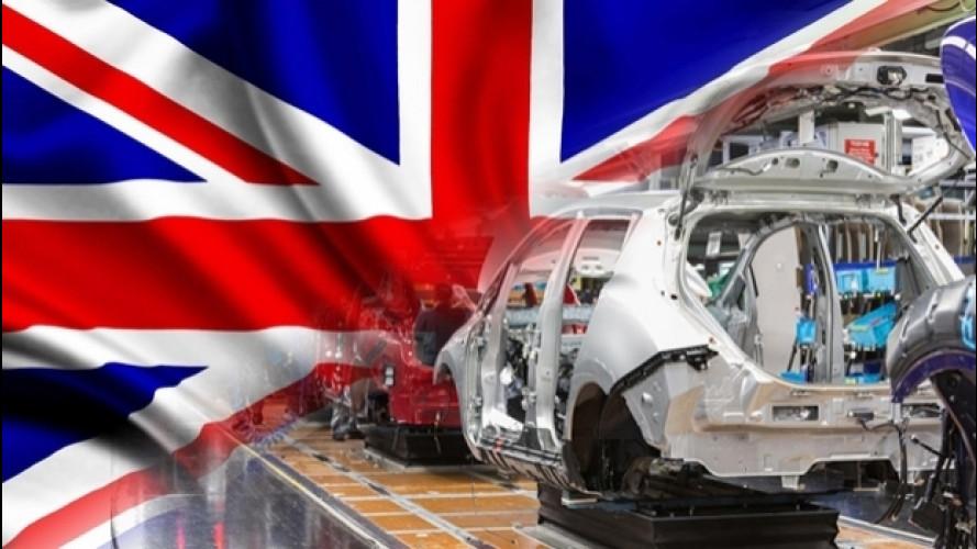 Brexit, i rischi per il mondo dell'auto