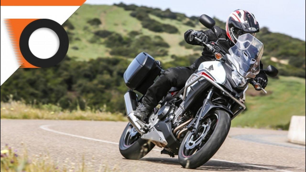 [Copertina] - La nuova Honda CB500X nel test di OmniMoto.it